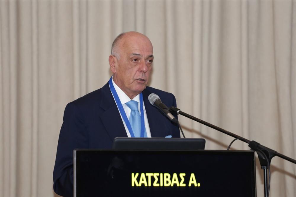 Απόστολος Κατσίβας - Καρδιολόγος Πρόεδρος Ελληνικής Ρυθμολογικής Εταιρείας