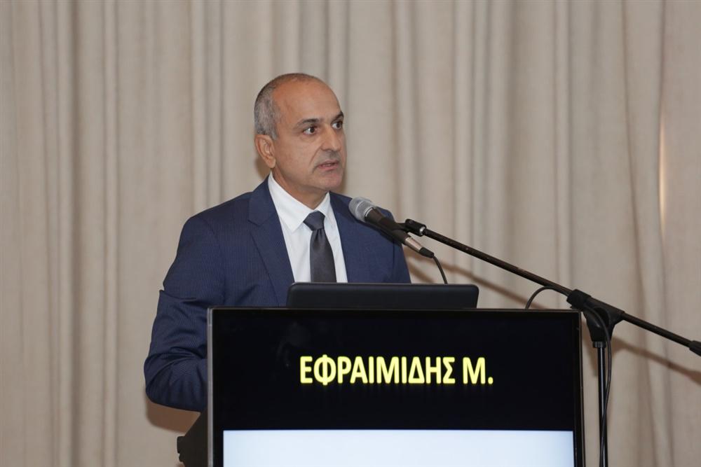 Μιχάλης Εφραιμίδης - Καρδιολόγος Διευθυντής Β΄ Καρδιολογικής Κλινικής, Γ.Ν. «Ο Ευαγγελισμός», Αθήνα