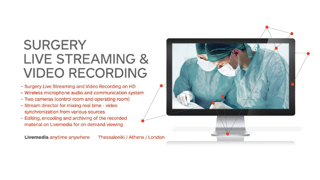News | Surgery Live Streaming & Video Recording