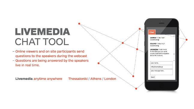 Livemedia Chat Tool