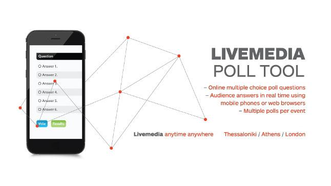 Livemedia Poll Tool