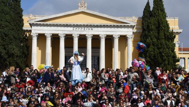 Αθήνα | Πανελλαδικός Ταυτόχρονος Δημόσιος Θηλασμός 2015