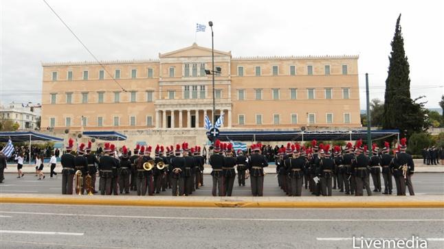 Παρέλαση |Αθήνα | 28η Οκτωβρίου 2015