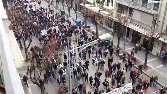 Πανελλαδική Απεργία για το Ασφαλιστικό