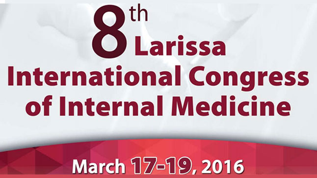 Congresses |  8th Larissa International Congress of Internal Medicine