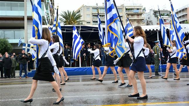 Παρέλαση | Θεσσαλονίκη | 25η Μαρτίου 2016