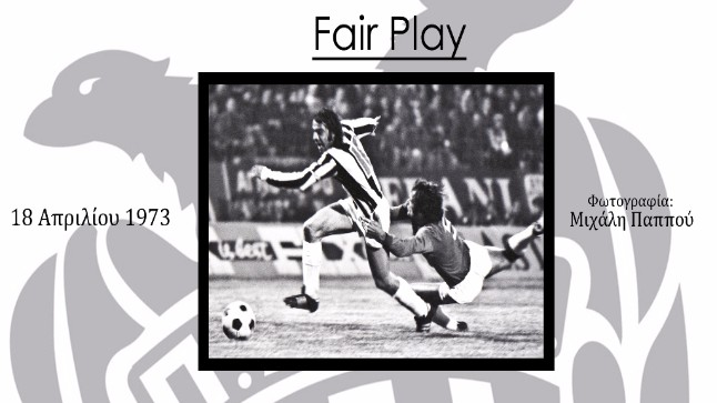 The story of the legendary photo Fair Play