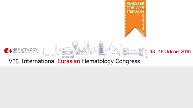 VII. International Eurasian Congress of Hematology