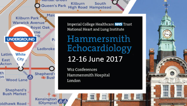 Hammersmith Echocardiology Conference 2017 | London