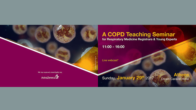 A COPD Teaching Seminar for Respiratory Medicine Registrars &...