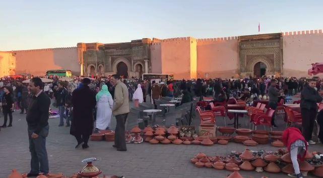 Το Livemedia στο Μαρόκο