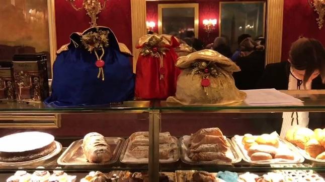 News | Το Καφέ Γκρέκο (Caffe Greco) είναι το πιο ιστορικό