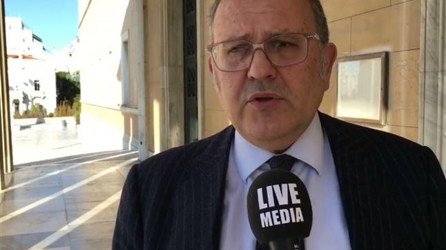 Nikos Xidakis analyzes the camera Livemedia expectations of the...