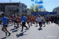 12oς Διεθνής Μαραθώνιος ΜΕΓΑΣ ΑΛΕΞΑΝΔΡΟΣ   Εκκίνηση 5 χλμ