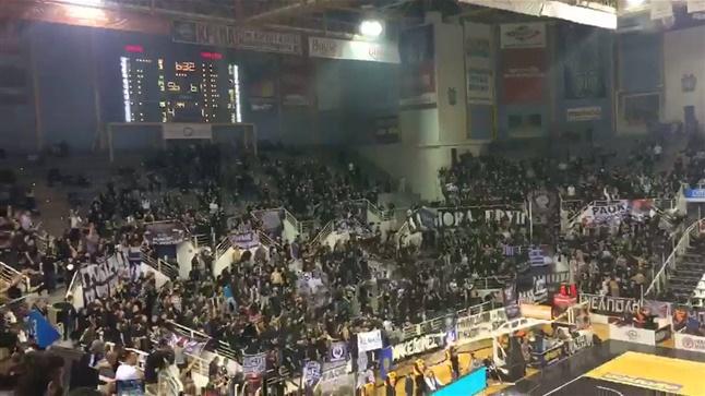 Partizan headed winner from Thessaloniki 74-76