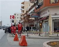 Οι Εθελοντές Σαμαρείτες Διασώστες & Ναυαγοσώστες Ε.Ε.Σ. Θεσσαλονίκης στη γιγαντιαία επιχείρηση εκκένωσης για την απομάκρυνση της βόμβας στο Κορδελιό