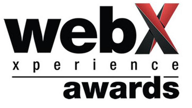 Ζωντανή Μετάδοση : WebX Awards Ceremony