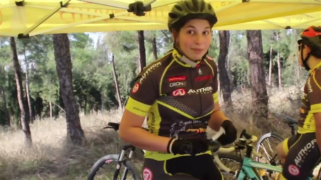 Championship MTB EPSMATH small classes in the forest of Seih...