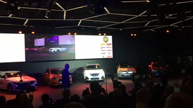 Το αυτοκίνητο της χρονιάς 2017 |Νέο Peugeot 3008 | Το livemedia...