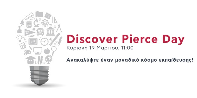 Discover Pierce Day