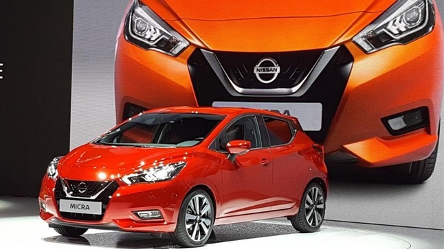 Nissan Micra  will be presented in Thessaloniki on Saturday March...
