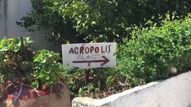 Anafiotika: An island in the heart of Athens
