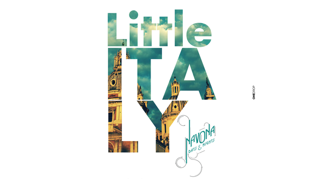 Little Italy στη Θεσσαλονίκη @Navona