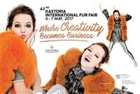 42nd  KASTORIA International Fur Fair 4 – 7 Μαΐου