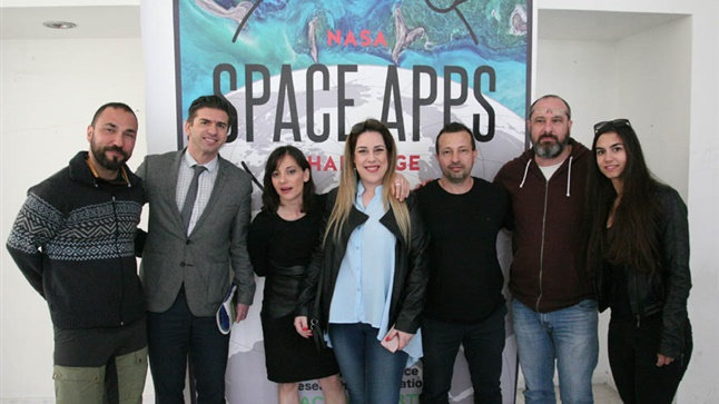 NASA Space Apps Challenge Greece 2017