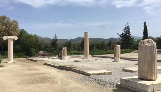 Υρια, ο ιερός τόπος στο κέντρο του Αιγαίου με αδιάκοπη ζωή και...