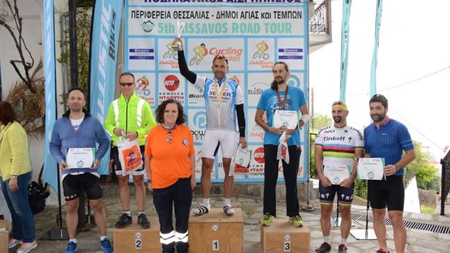 Με άρωμα tour de France το 5th Κissavos Road Tour
