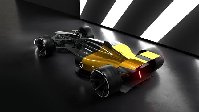 Το όραμα της Renault για την Formula 1