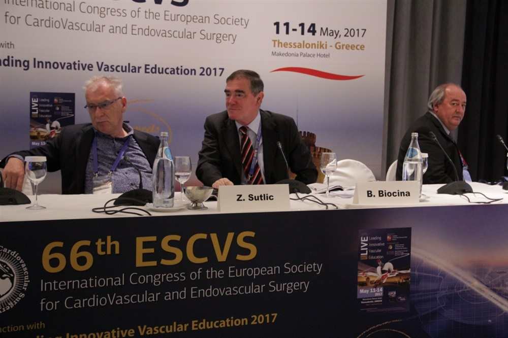 4th DAY ESCVS 2017