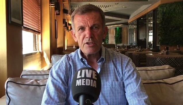 Κώστας Αϊδινίου | Πρόεδρος των Παλαιμάχων Ποδοσφαιριστών Ηρακλή