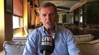 Ο Κώστας Αϊδινίου, πρόεδρος των παλαιμάχων ποδοσφαιριστών του Ηρακλή , εύχεται ν...