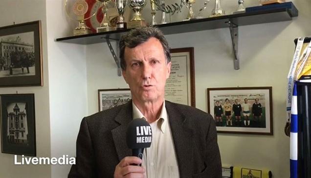 Γιάννης Βενος | Πρόεδρος των Παλαιμάχων Ποδοσφαιριστών Άρη