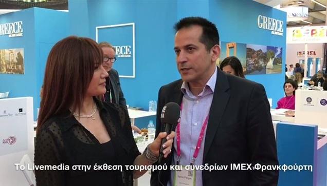 Σπύρος Πέγκας, Αντιδήμαρχος Τουρισμού και διεθνών σχέσεων Θεσσαλονίκης