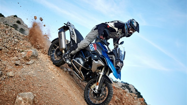 Test Ride Εvent από την BMW Motorrad Βελμάρ από τις 18 έως 20...
