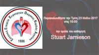 Prof. Stuart Jamieson speech