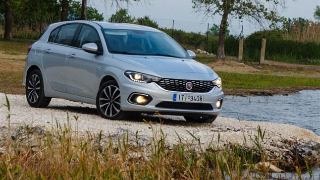 Το νέο Fiat Tipo Hatchback 1.6 MTJ στο Livemedia: Κομψό και προσιτό!