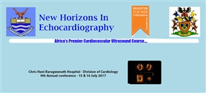 New Horizons in Echocardiography Johannesburg| 9th Annual conference