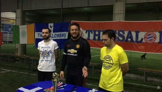 Το πρωτάθλημα συνδέσμων ξένων ομάδων ολοκληρώθηκε με επιτυχία
