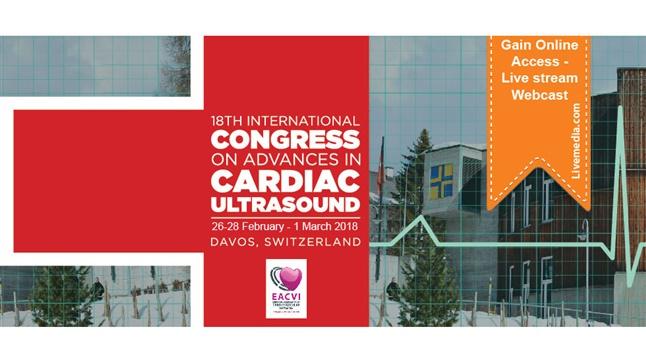 Congresses | 19th International Congress on Advances in Cardiac Ultrasound
