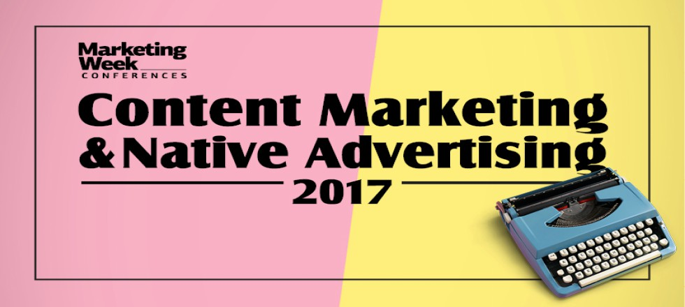 Content Marketing & Native Advertising Conference '17