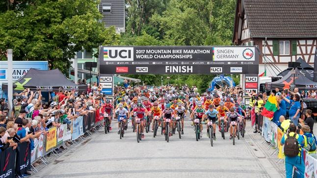 UCI Mountain Bike-Παγκόσμιο Πρωτάθλημα Marathon στο Singen