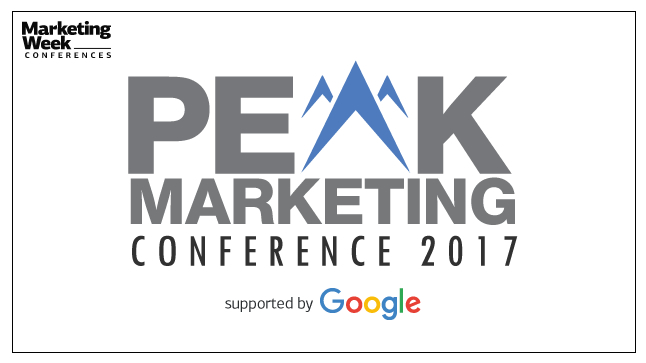 Congresses | Peak Marketing Conference 2017