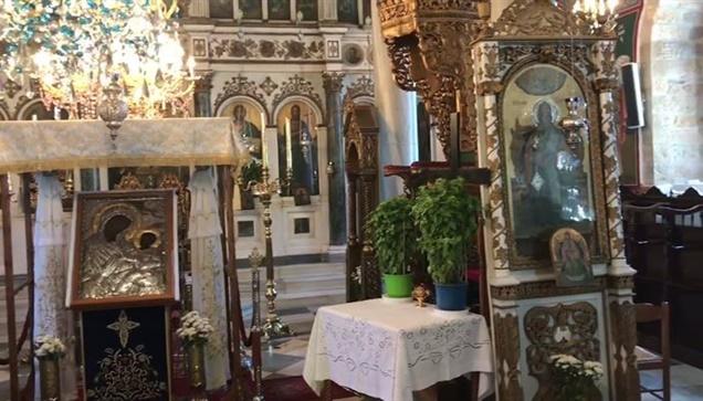 Παναγία Λιαουτσάνισσα, το πάνδημο προσκύνημα των Κυμαίων που...