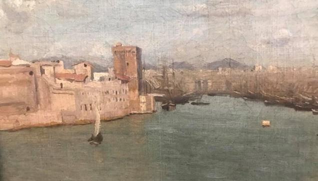 Manet, Boudin, Courbet, Rodin, Renoir, Monet, Corot, Bacon