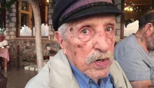 Γιώργης Αγγελιδάκης: μια εμβληματική φυσιογνωμία της Κρήτης....