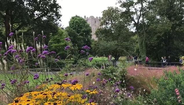 Στο Blarney Castle στο Κορκ  Δεν γίνεται να επισκεφτείτε την...